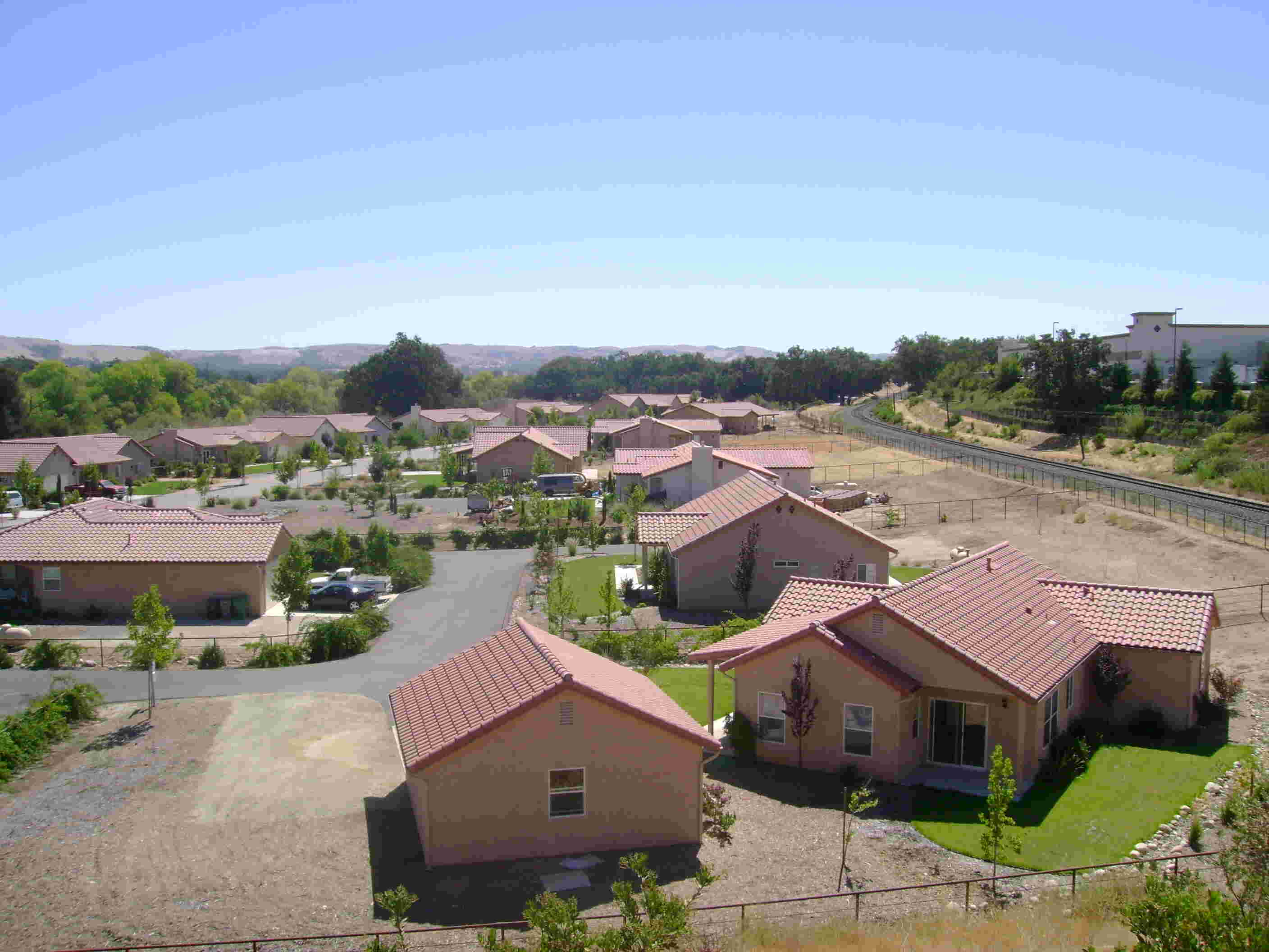 Housing Subdivision
